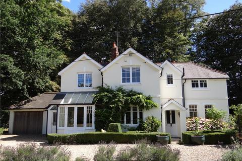 5 bedroom detached house to rent - Bagmore Lane, Herriard, Hampshire, RG25