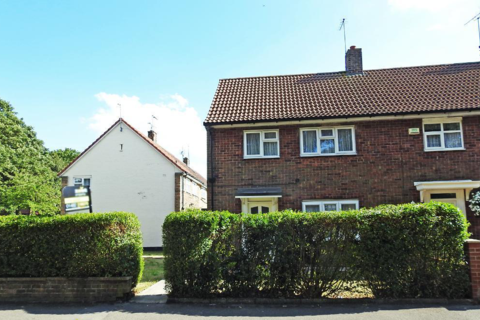 2 bedroom end of terrace house to rent - Hebden Avenue, Longhill, HU9