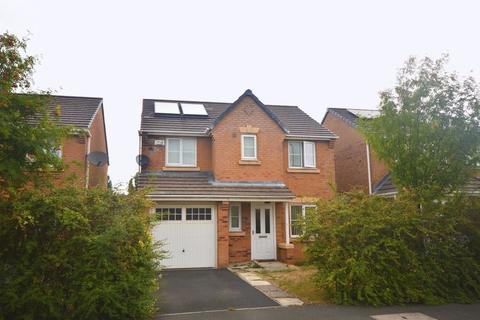 4 bedroom detached house for sale - Addenbrooke Drive, Hunts Cross