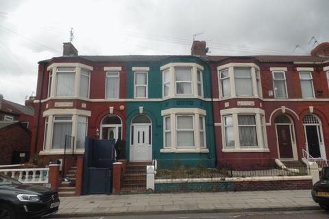 4 bedroom terraced house for sale - 128 Carisbrooke Road, Liverpool