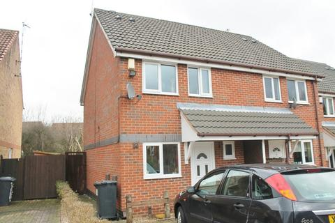 2 bedroom semi-detached house to rent - Belfry Drive, Western Park, Leicester LE3