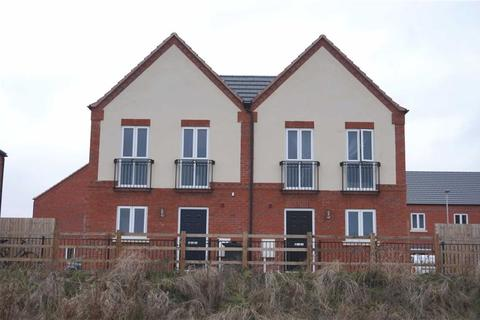 3 bedroom semi-detached house to rent - Purnell Walk, Loughborough, Leicestershire