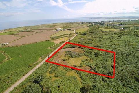 Land for sale - Trevalgan, St Ives, Cornwall, TR26