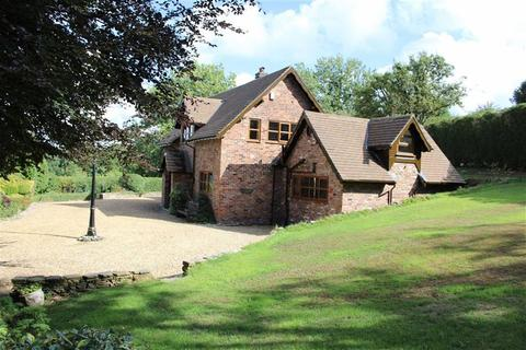 4 bedroom detached house for sale - Hagg Bank Lane, Disley, Stockport, Cheshire