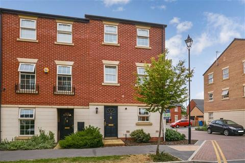 2 bedroom townhouse for sale - Legends Way, Hull, HU4