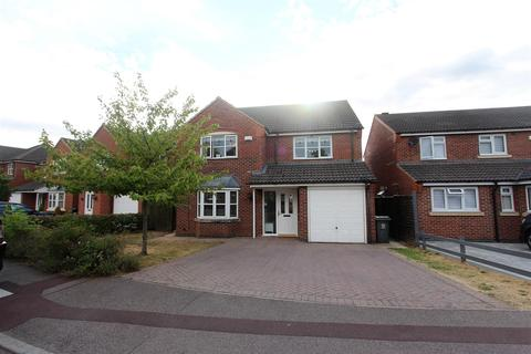 4 bedroom house for sale - Bridgemere Close, Leicester