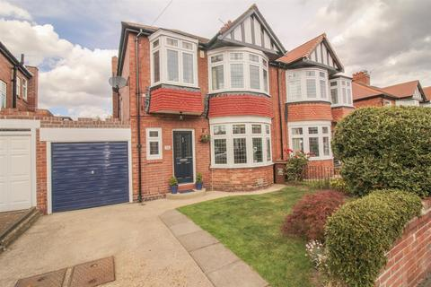 3 bedroom semi-detached house for sale - Layfield Road, Brunton Park, Newcastle Upon Tyne