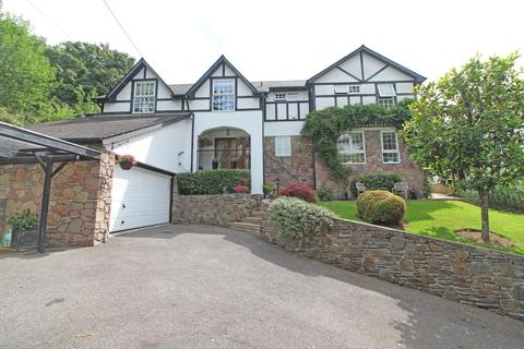 5 bedroom detached house for sale - Church Road, Pentyrch