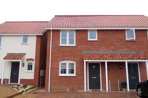 2 bedroom semi-detached house to rent - Sheringham