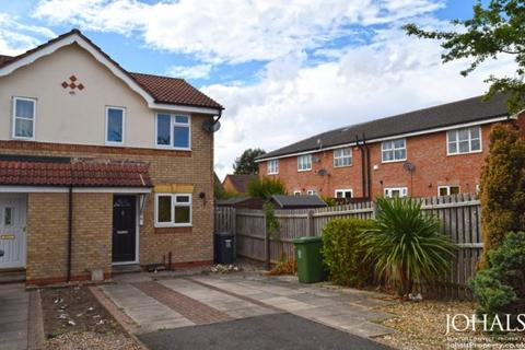 2 bedroom semi-detached house to rent - Grimston Close,  Leicester, LE4