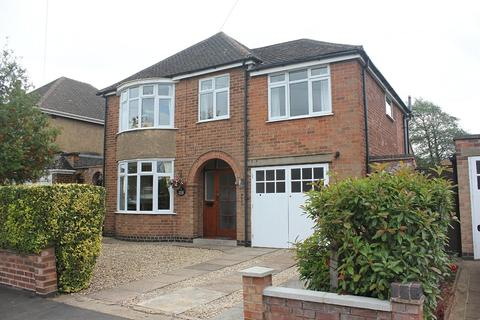 4 bedroom detached house for sale - Mere Road, Wigston, Leicester