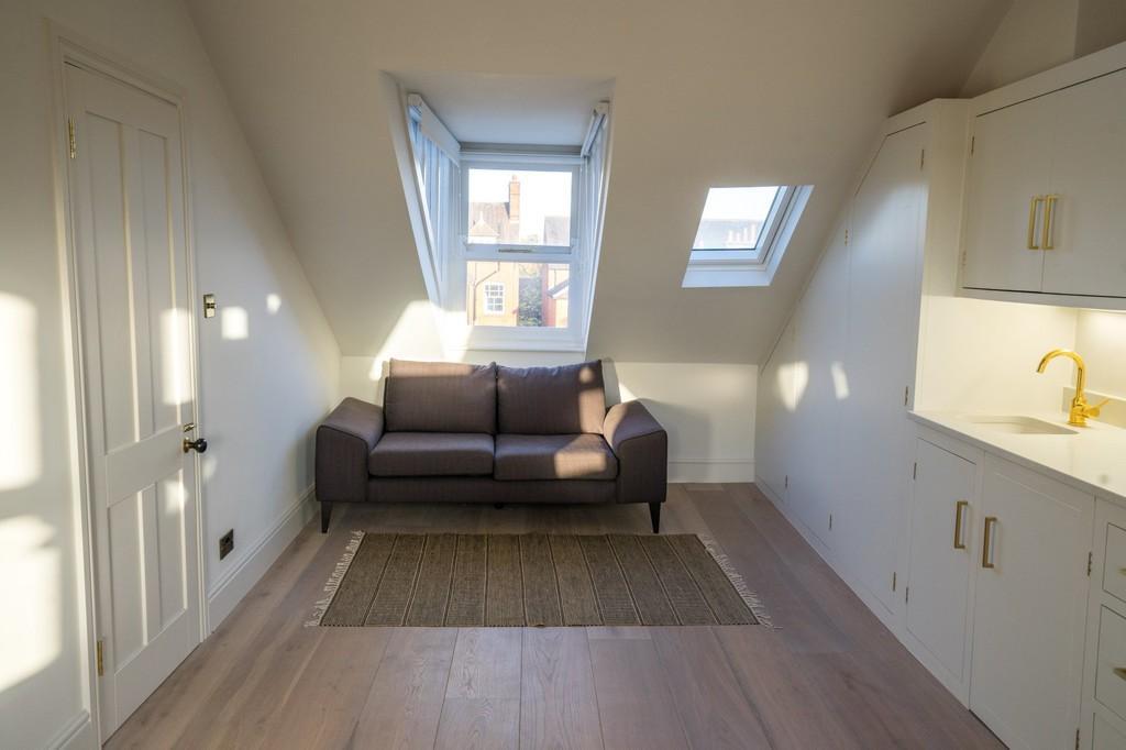 Bedroom Four / Studio