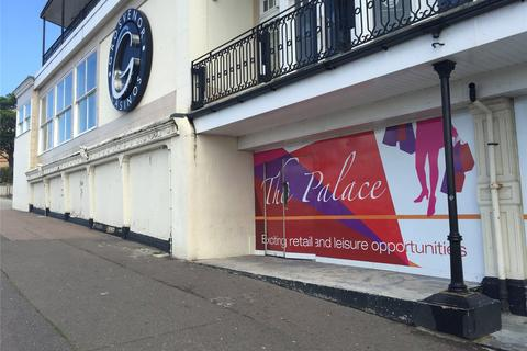 Retail property (high street) to rent - Pier Hill, The Palace, Southend On Sea, Essex, SS1