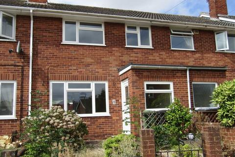3 bedroom terraced house to rent - Draycott Close, Exeter