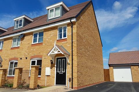 3 bedroom townhouse to rent - Hebden Drive, Hamilton, Leicester