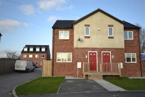 3 bedroom semi-detached house to rent - Sherwood Crescent, Platt Bridge, Wigan, WN2