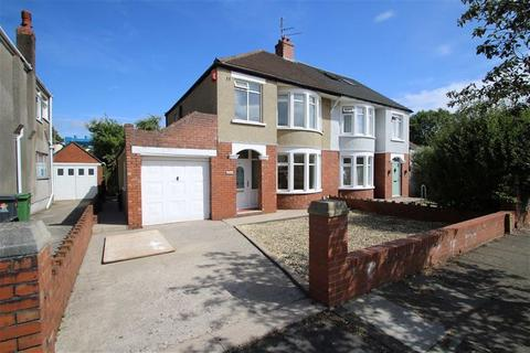 3 bedroom semi-detached house for sale - St. Agatha Road, Cardiff