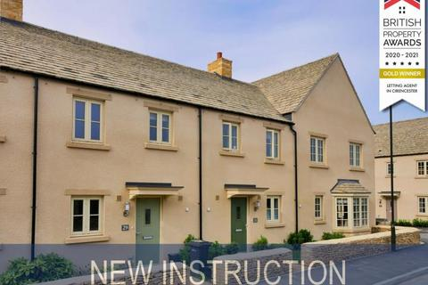 3 bedroom terraced house to rent - Highfields, TETBURY