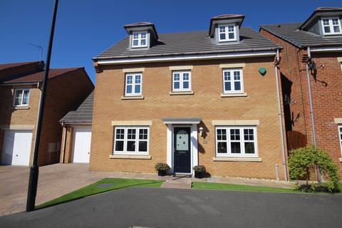 4 bedroom detached house for sale - Earlsmeadow, Earsdon View, Newcastle upon Tyne NE27