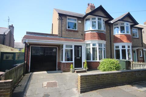 3 bedroom semi-detached house for sale - Hazeldene, Monkseaton, Whitley Bay, NE25