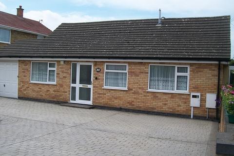 3 bedroom detached bungalow to rent - Tournament Road, Leicester. LE3