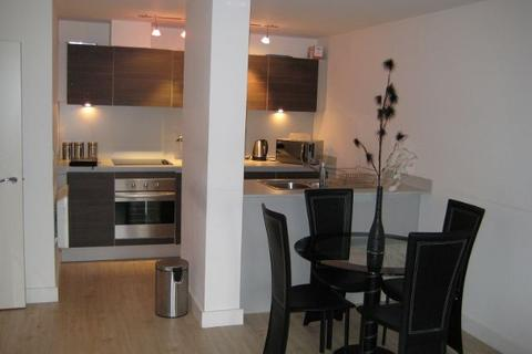1 bedroom apartment to rent - CANAL FACING, WELL FURNISHED 1 BED WITH LARGE BALCONY & PARKING