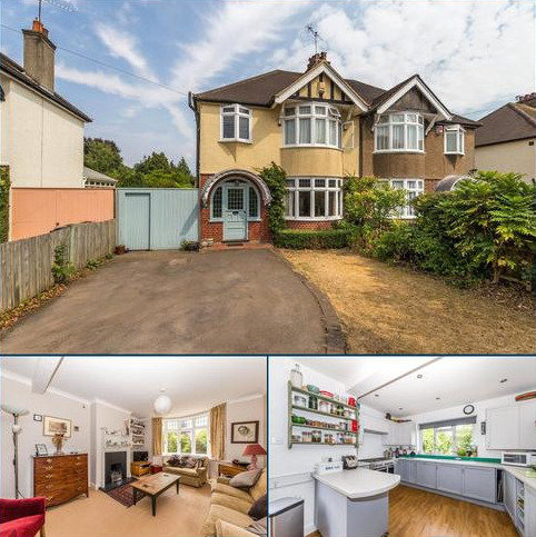 3 bedroom semi-detached house to rent - Gurney Court Road, St. Albans, Hertfordshire