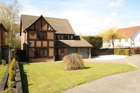4 bedroom detached house for sale - Larch Close, West End SO30