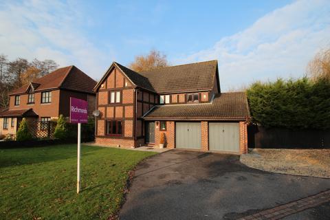 4 bedroom detached house for sale - Larch Close, West End SO30