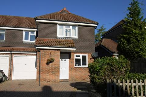 3 bedroom semi-detached house for sale - Kingswood Road, Dunton Green, Sevenoaks