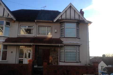 4 bedroom semi-detached house to rent - Long Oaks Avenue, Uplands, Swansea, City And County of Swansea. SA2 0LE