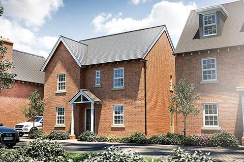 4 bedroom detached house for sale - The Berrington, Seabrook Orchards, Off Topsham Road, Exeter, EX2