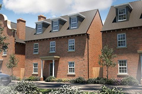 4 bedroom house for sale - The Landguard, Seabrook Orchards, Off Topsham Road, Exeter, EX2