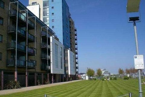 Studio to rent - Great Ormes House, Prospect Place, Cardiff