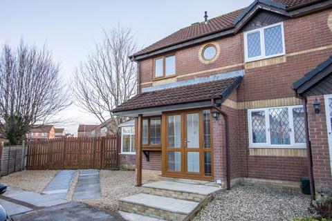 2 bedroom semi-detached house for sale - Westfield Drive, Penarth