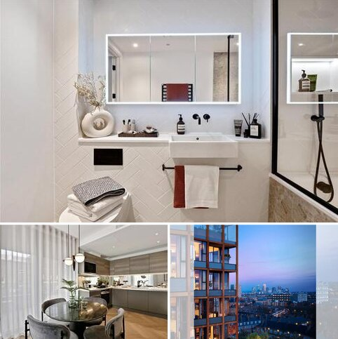 3 bedroom apartment for sale - HKR, 211-227 Hackney Road, London, E2 8NA, E2