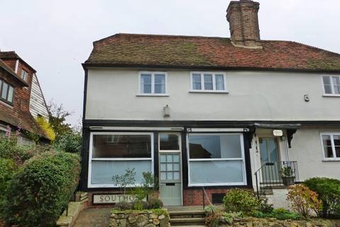 Shop to rent - High Street, Goudhurst, Cranbrook, Kent, TN17 1AL
