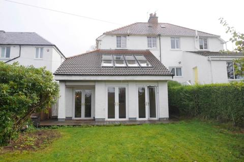 4 bedroom semi-detached house to rent - Clermiston Road North, Edinburgh,