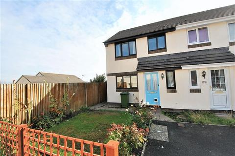 3 bedroom end of terrace house to rent - 3 bedroom end of terrace house, Galleon Way, Bideford