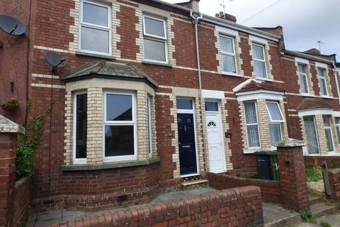 2 bedroom terraced house to rent - Pinhoe Road, Exeter