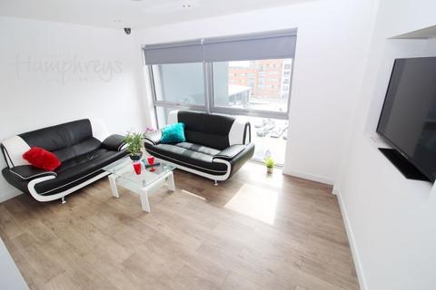 Studio to rent - St Marys House, S2 4LA