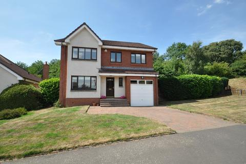 4 bedroom detached house for sale - Braidpark Drive, Giffnock, Glasgow, G46