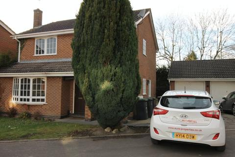 4 bedroom detached house to rent - Charlbury Court, Nottingham