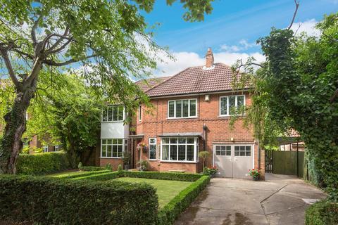 4 bedroom detached house for sale - The Horseshoe, York, YO24