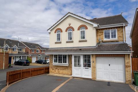 4 bedroom detached house for sale - Rawlings Court, Oadby, Leicester