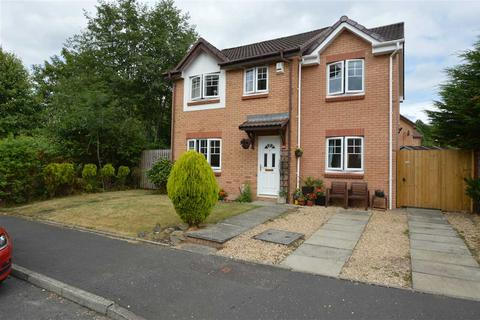 5 bedroom detached house for sale - Tulloch Gardens Motherwell, rarely available 5 bed detached-2 storey extension plus conservatory. Corner Plot.