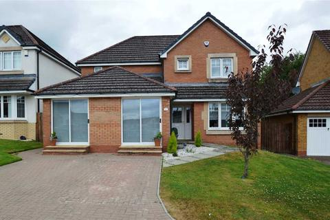 4 bedroom detached house for sale - Berriedeale Cres, Westcraigs-4/5 bed extended to rear with converted double garage-Amazing plot position