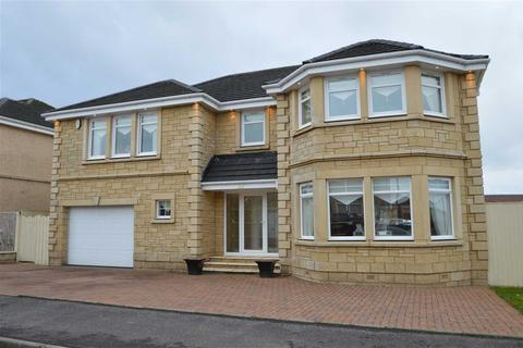 5 bedroom detached house for sale - Andrew Baxter Avenue, Ashgill, Larkhall