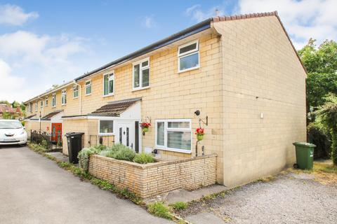 3 bedroom end of terrace house for sale - Walnut Drive, Bath BA2