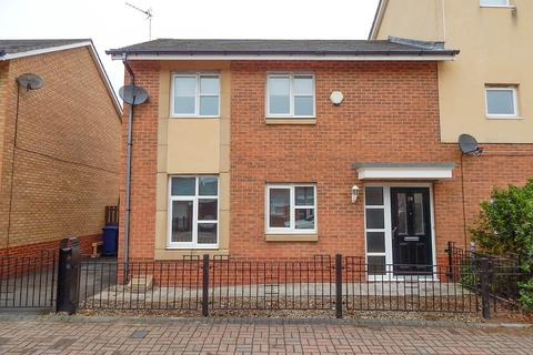 2 bedroom semi-detached house to rent - Orchid Gardens, South Shields
